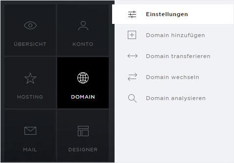 Support: Domain, Subdomain für SSL-Zertifikat unter Hosting ...