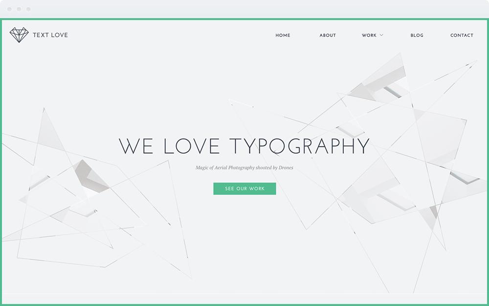 Screenshot Design Text Love