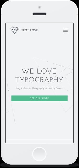 Screenshot Smartphone Design Text Love 1