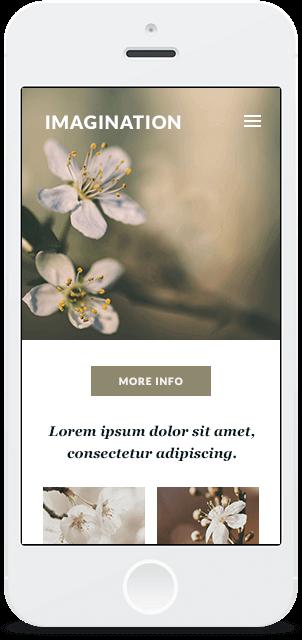 Screenshot Smartphone Design Imagination 1