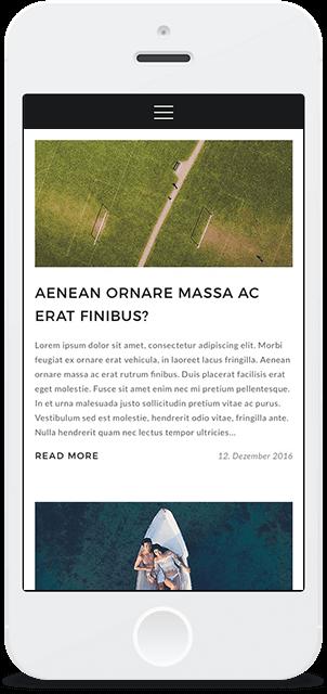 Screenshot Smartphone Design Heroic 2