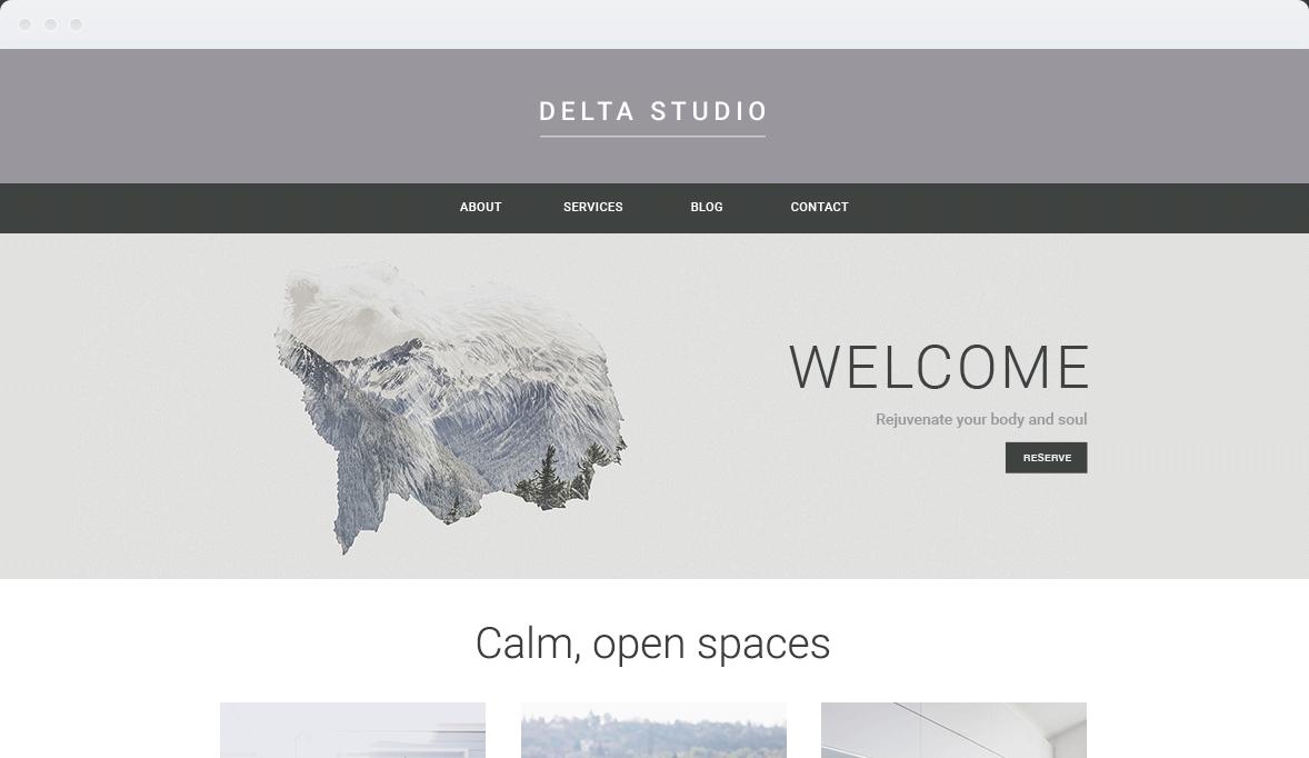 Screenshot Desktop Design Delta Studio 1