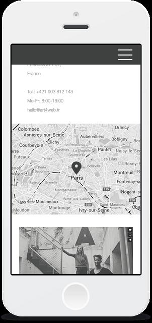 Screenshot Smartphone Design Delta Studio 3