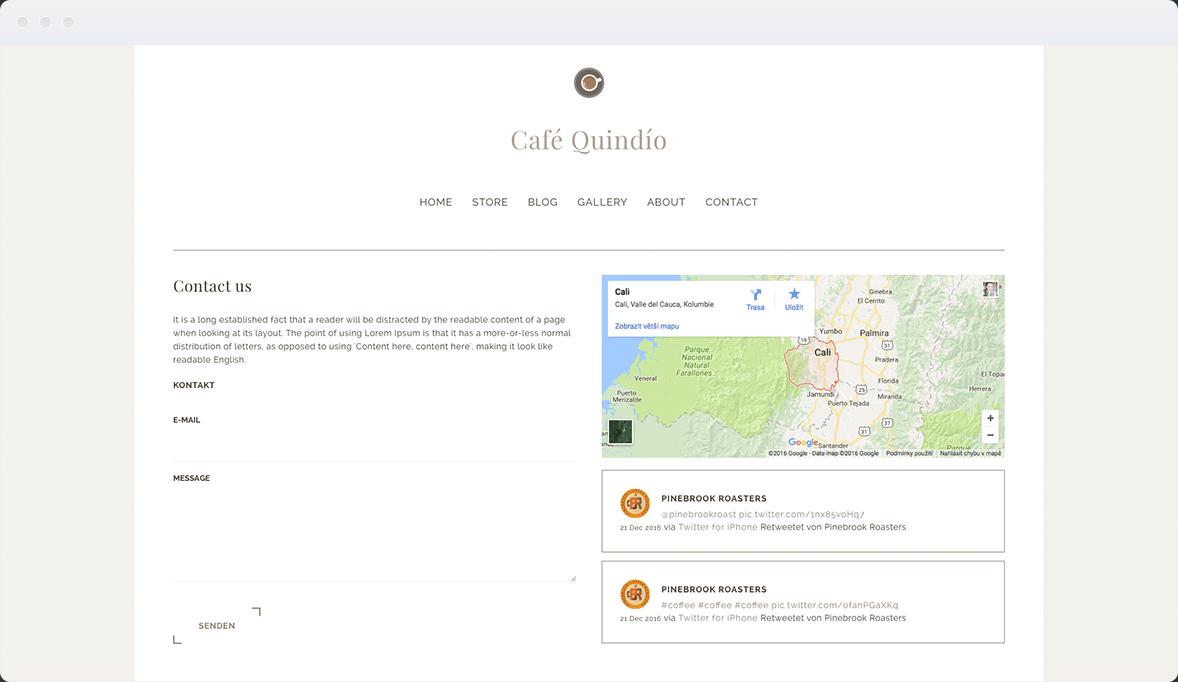 Screenshot Desktop Design Café Quindío 3