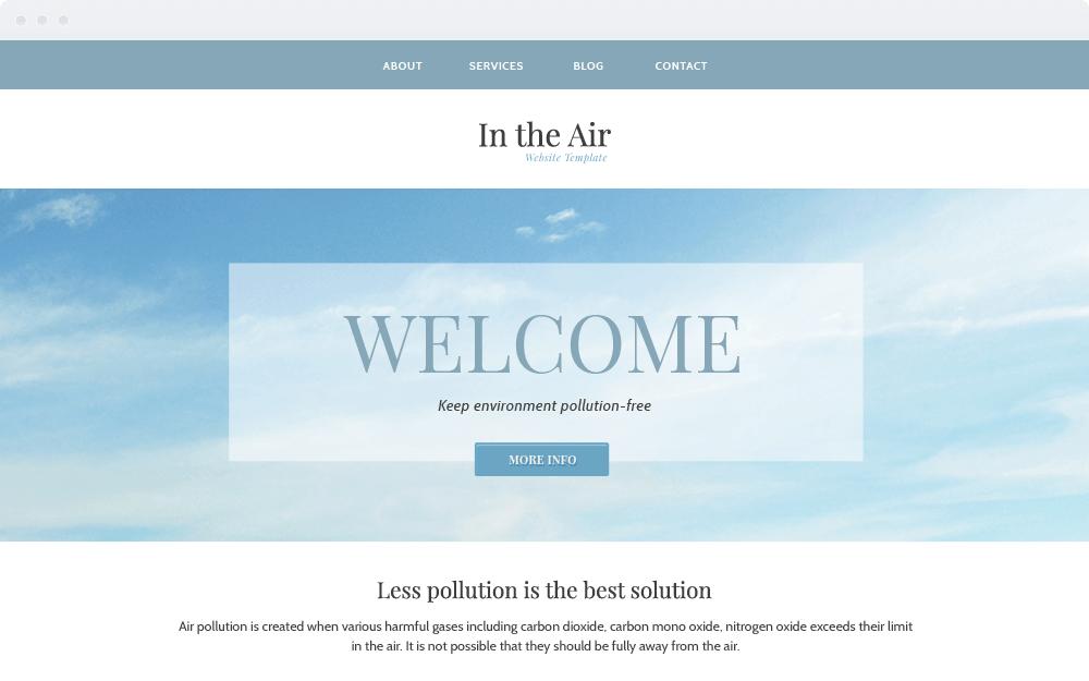 Screenshot Design In the Air