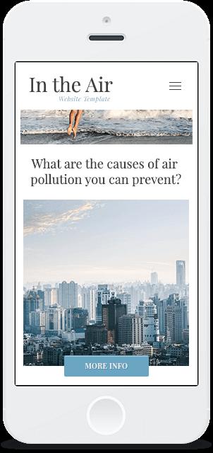 Screenshot Smartphone Design In the Air 2