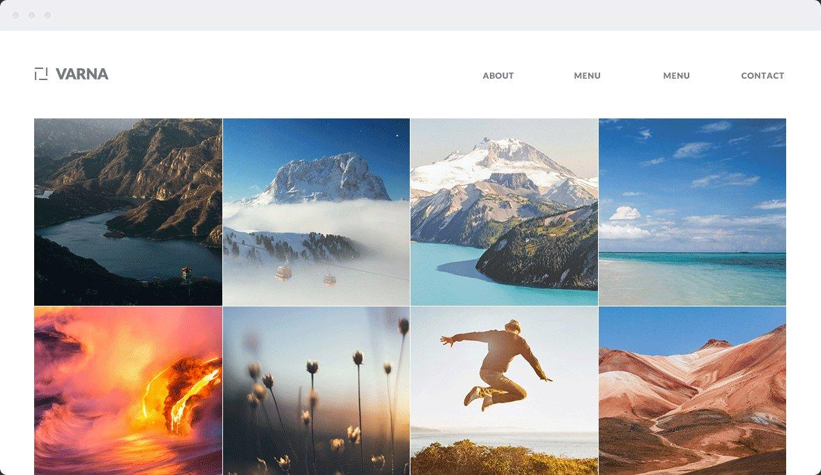 Screenshot Desktop Design Varna 1