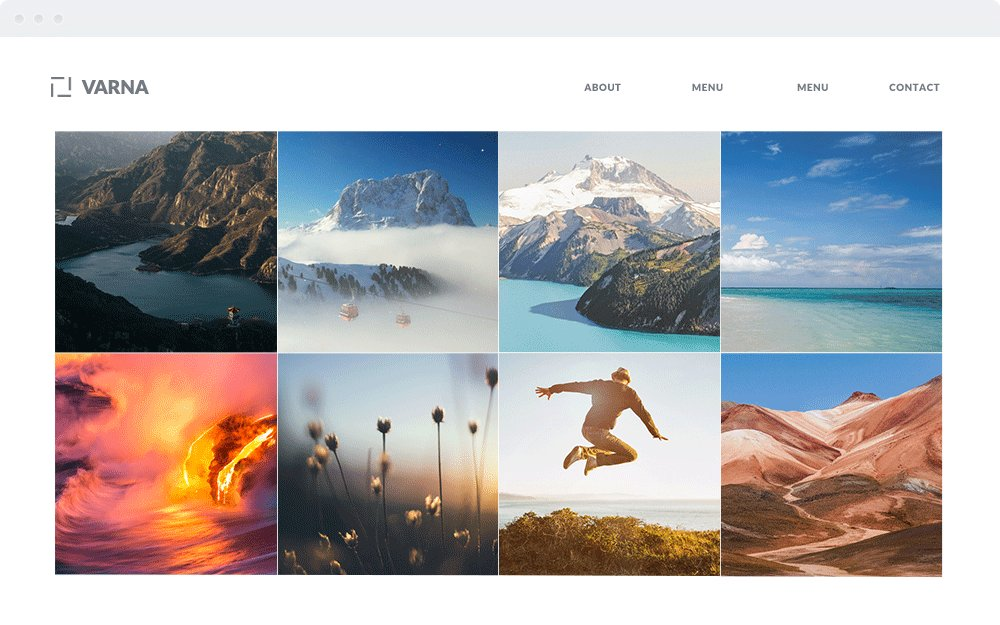 Screenshot Design Varna