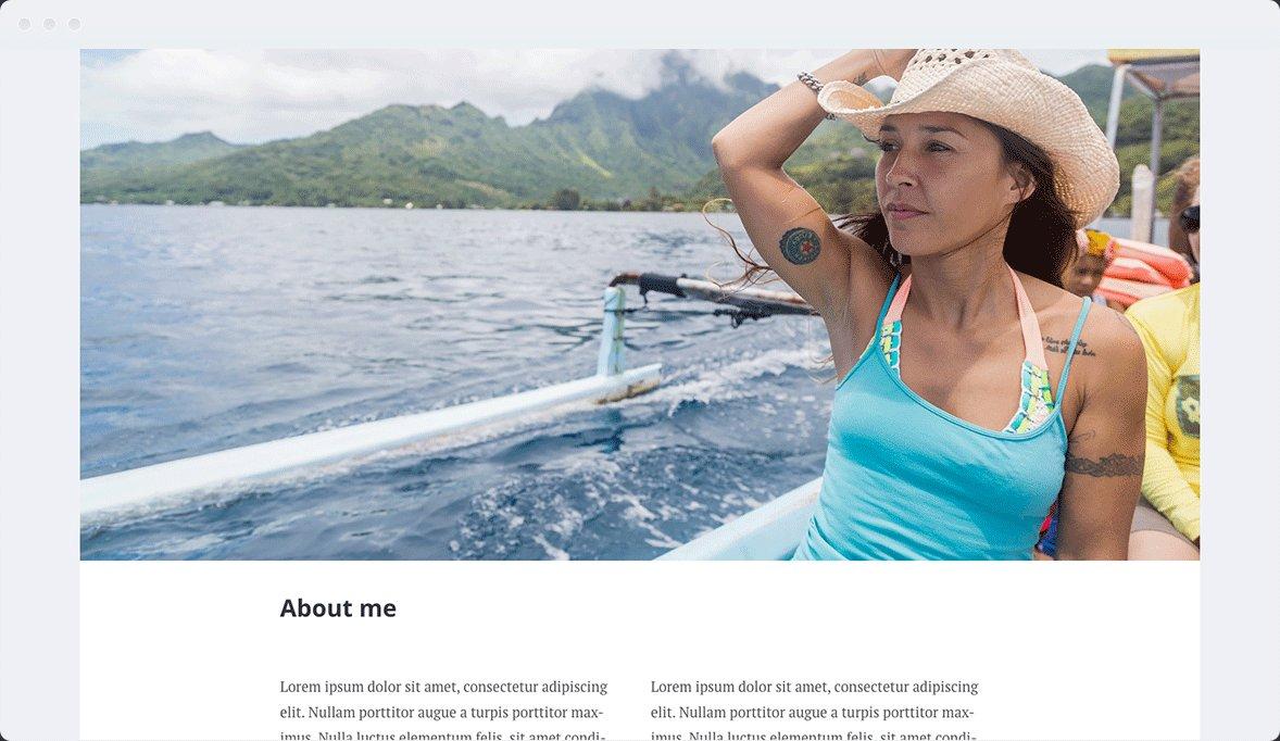 Screenshot Desktop Design Agentour 3