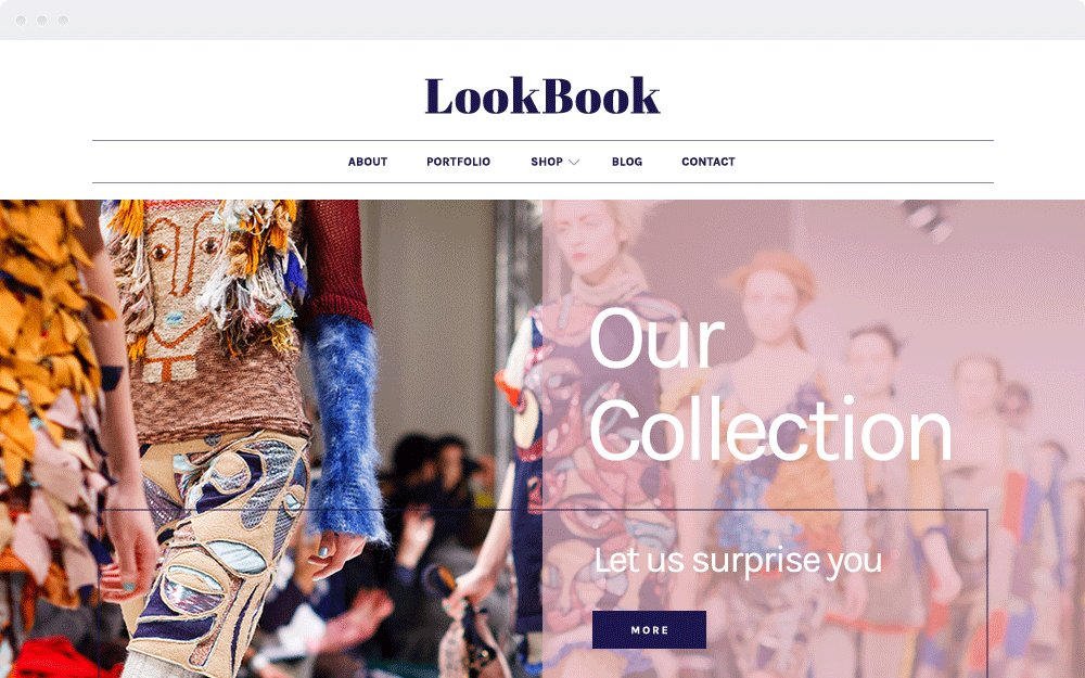 Screenshot Design LookBook