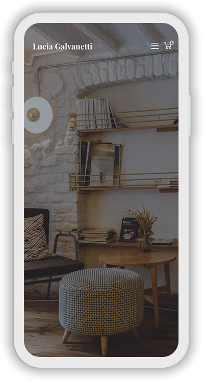 Furniture Template Mobile Screenshot 1